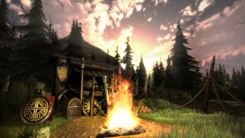 Screenshot 4 - Might & Magic X Legacy Deluxe Edition