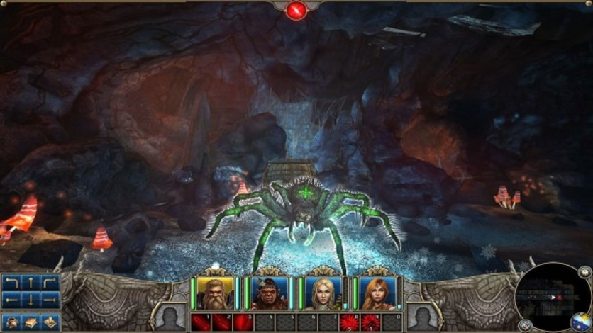 Screenshot 10 - Might & Magic X Legacy Deluxe Edition