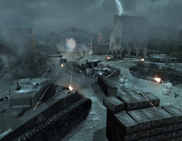 Screenshot 3 - Company of Heroes: Opposing Fronts
