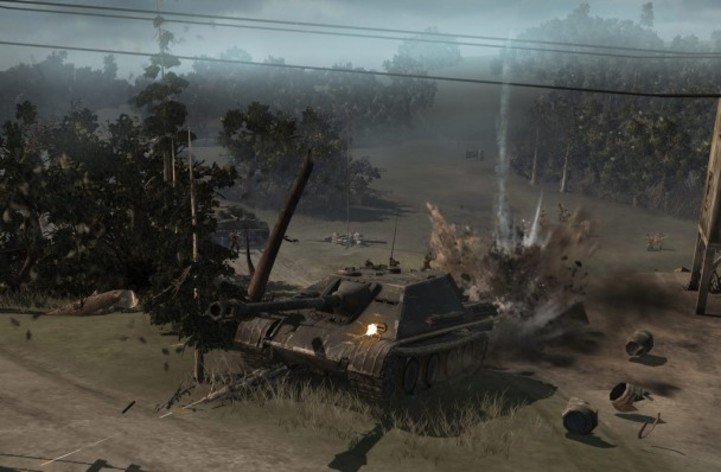 Screenshot 2 - Company of Heroes: Opposing Fronts