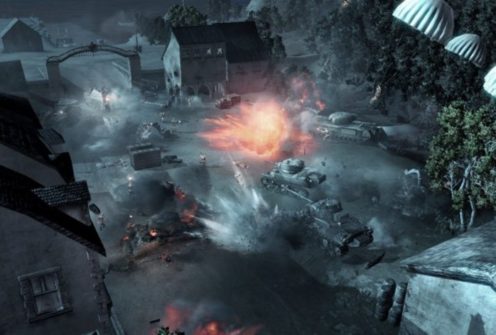 Screenshot 7 - Company of Heroes: Opposing Fronts