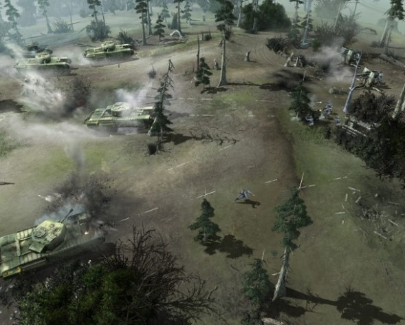 Screenshot 5 - Company of Heroes: Opposing Fronts