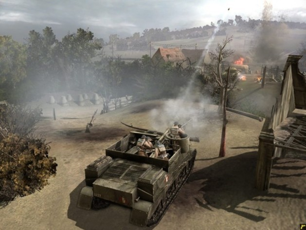 Screenshot 8 - Company of Heroes: Opposing Fronts