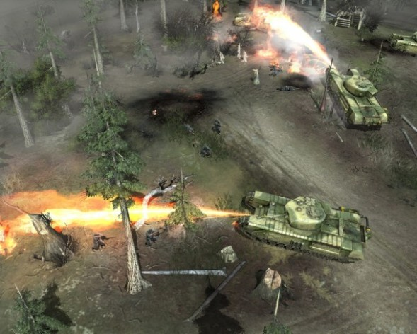 Screenshot 4 - Company of Heroes: Opposing Fronts