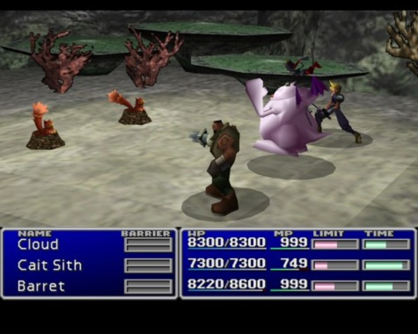 Screenshot 5 - FINAL FANTASY VII