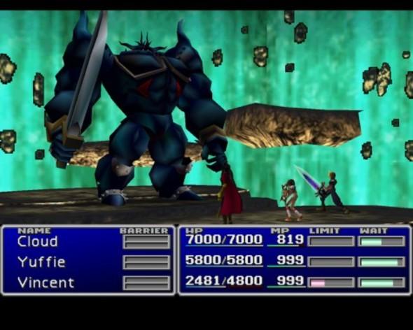 Screenshot 7 - FINAL FANTASY VII