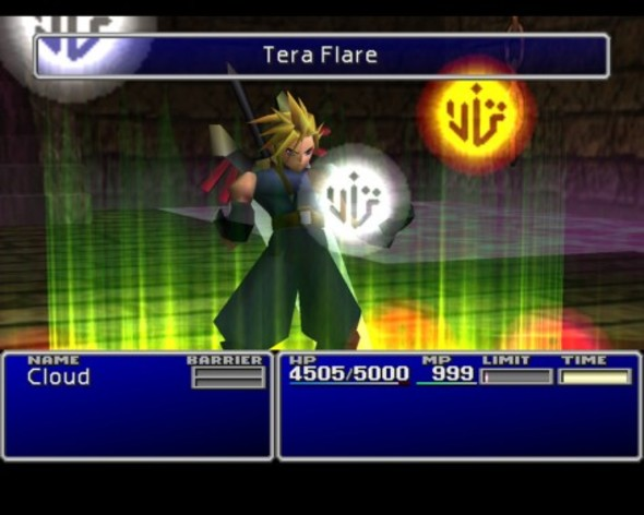 Screenshot 8 - FINAL FANTASY VII