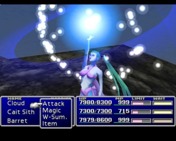 Screenshot 3 - FINAL FANTASY VII