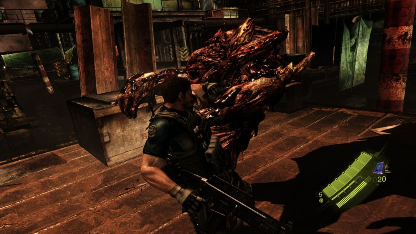 Screenshot 2 - Resident Evil 6