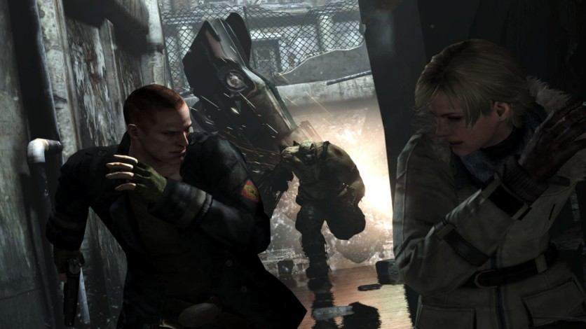 Screenshot 3 - Resident Evil 6
