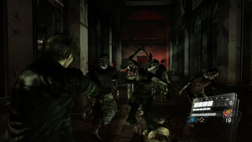 Screenshot 6 - Resident Evil 6