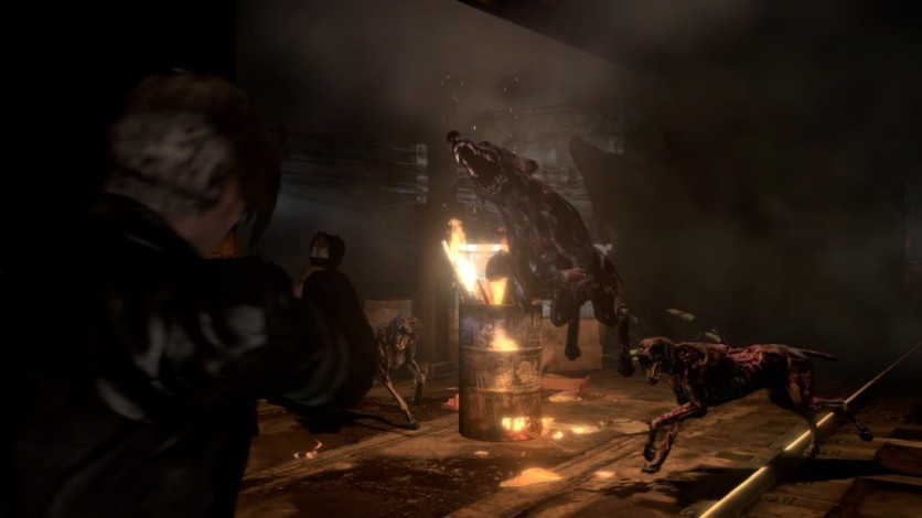 Screenshot 9 - Resident Evil 6
