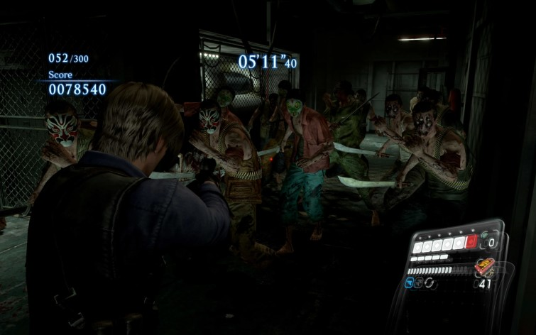 Screenshot 11 - Resident Evil 6