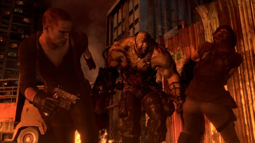 Screenshot 8 - Resident Evil 6