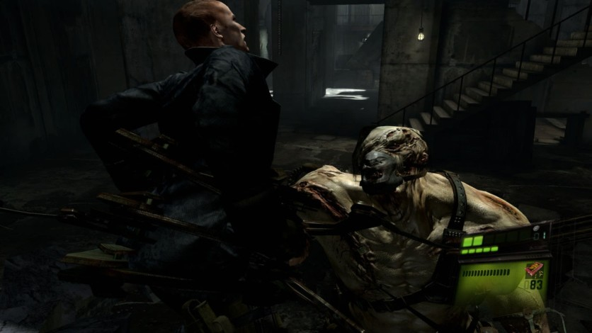 Screenshot 4 - Resident Evil 6