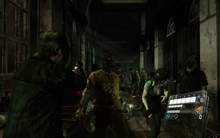 Screenshot 12 - Resident Evil 6