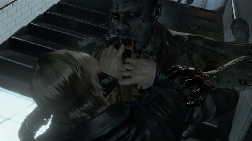 Screenshot 10 - Resident Evil 6