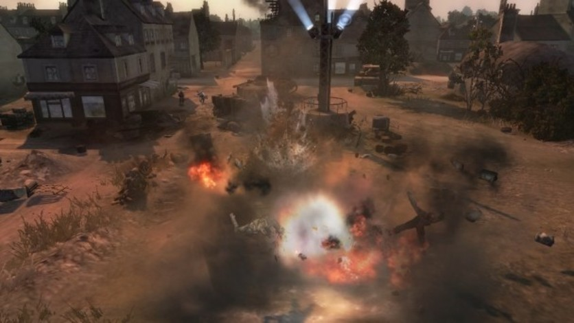Screenshot 4 - Company of Heroes: Tales of Valor
