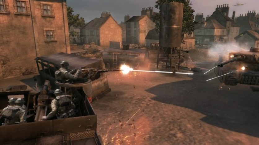 Screenshot 2 - Company of Heroes: Tales of Valor