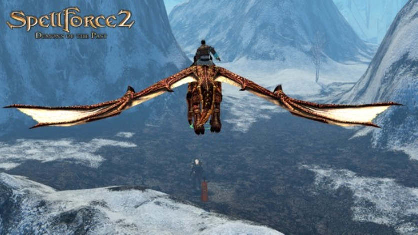 Screenshot 8 - SpellForce 2: Demons of the Past