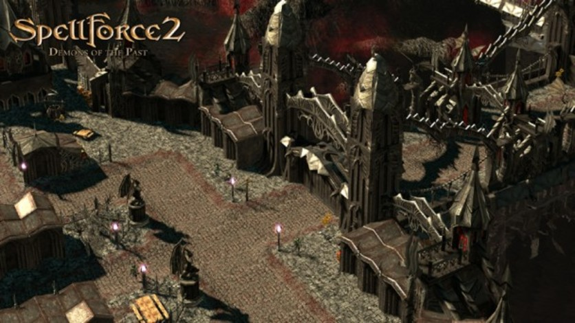 Screenshot 3 - SpellForce 2: Demons of the Past