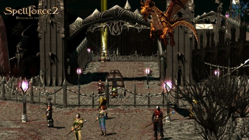 Screenshot 5 - SpellForce 2: Demons of the Past