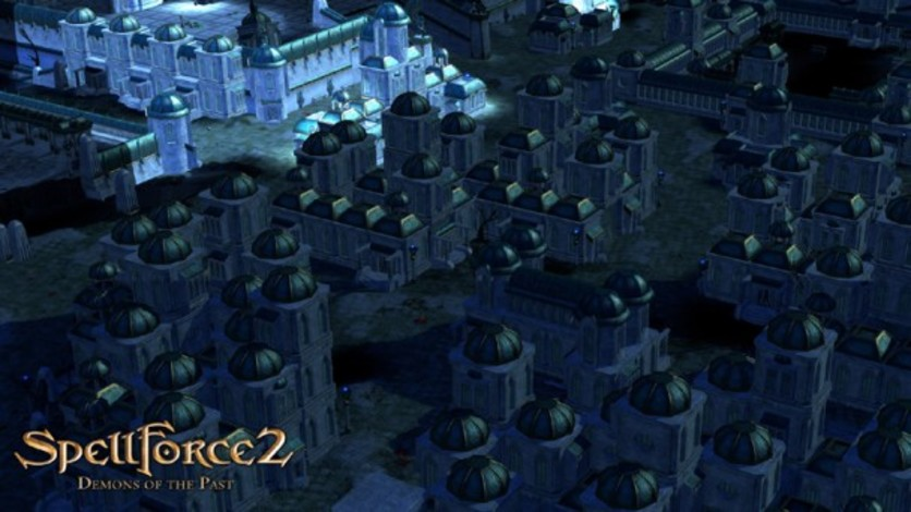 Screenshot 12 - SpellForce 2: Demons of the Past