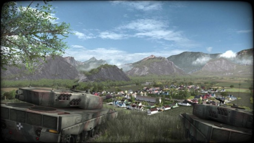 Screenshot 4 - Wargame: Airland Battle