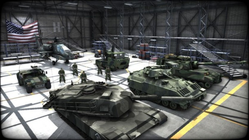Screenshot 6 - Wargame: Airland Battle
