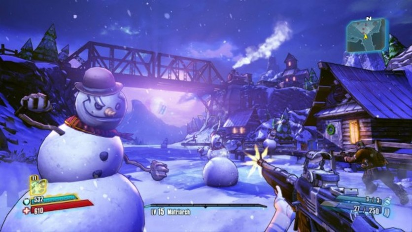 Screenshot 2 - Borderlands 2: Headhunter 3: Mercenary Day