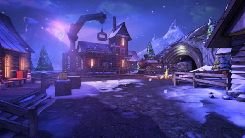 Screenshot 4 - Borderlands 2: Headhunter 3: Mercenary Day
