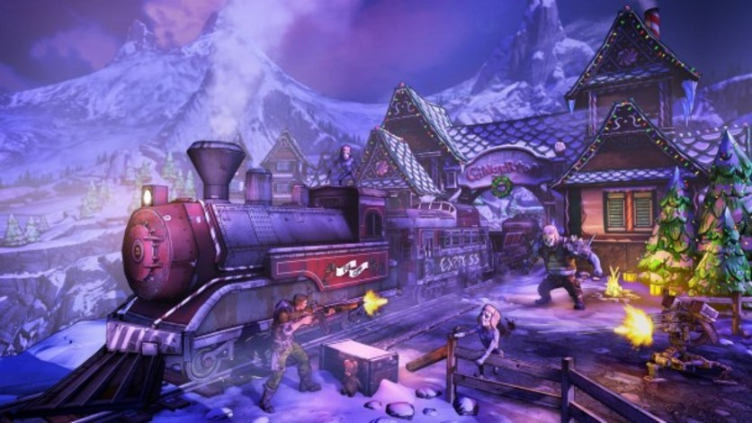 Screenshot 1 - Borderlands 2: Headhunter 3: Mercenary Day