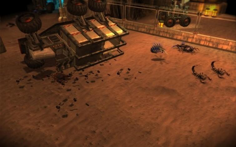 Screenshot 4 - Greed: Black Border