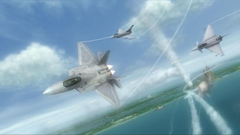 Screenshot 3 - Tom Clancy's H.A.W.X.