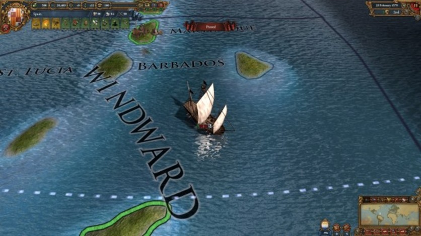 Screenshot 3 - Europa Universalis IV: Songs of the New World