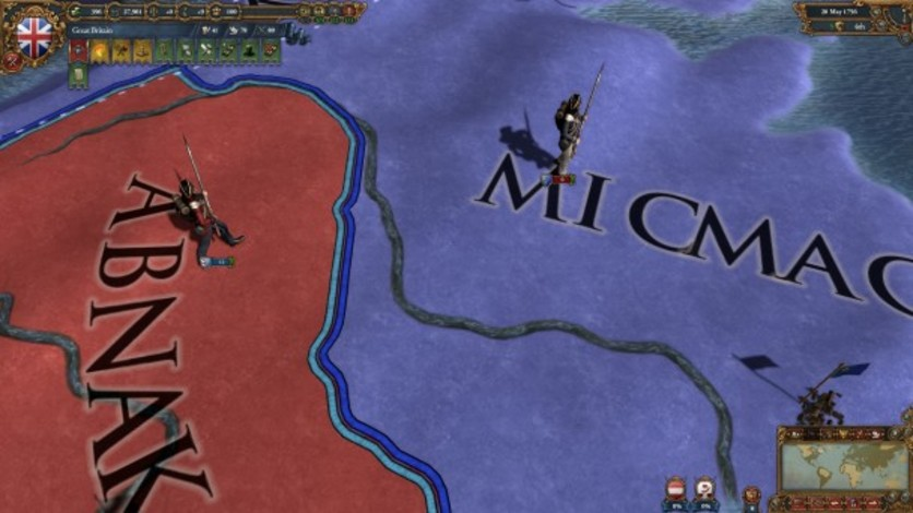 Screenshot 1 - Europa Universalis IV: Songs of the New World