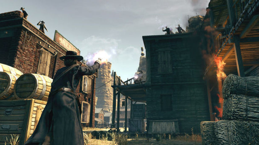 Screenshot 6 - Call of Juarez 2: Bound in Blood