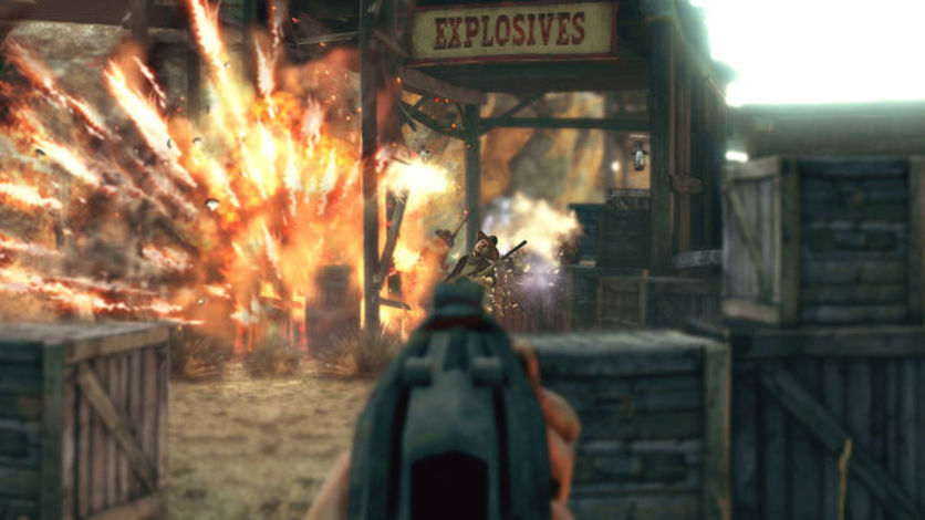 Screenshot 4 - Call of Juarez 2: Bound in Blood