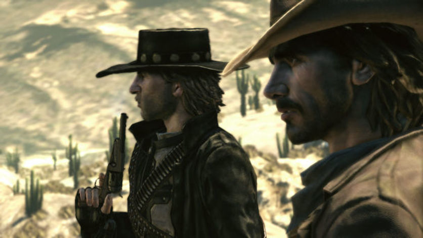 Screenshot 2 - Call of Juarez 2: Bound in Blood