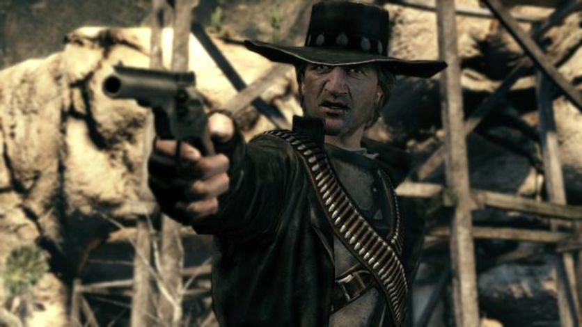 Screenshot 5 - Call of Juarez 2: Bound in Blood