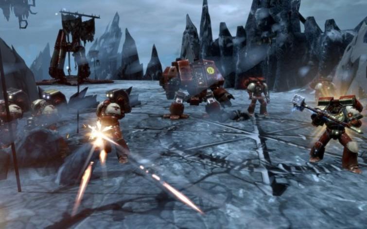Screenshot 4 - Warhammer 40.000: Dawn of War II Gold Edition