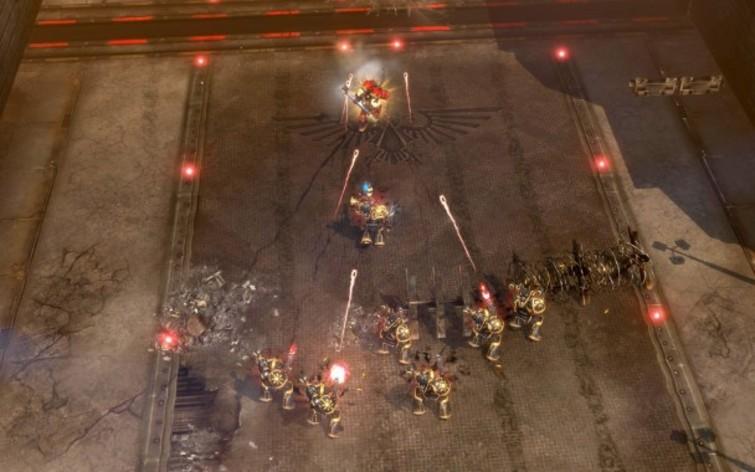Screenshot 5 - Warhammer 40.000: Dawn of War II Gold Edition