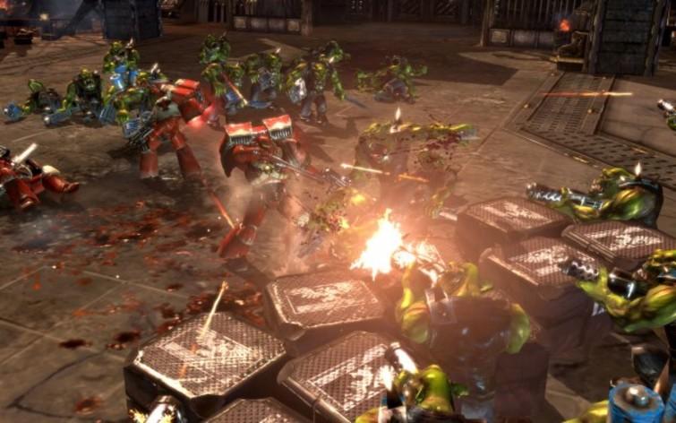 Screenshot 8 - Warhammer 40.000: Dawn of War II Gold Edition