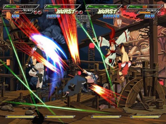 Screenshot 3 - Guilty Gear Isuka