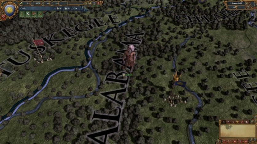 Screenshot 3 - Europa Universalis IV: Native Americans Unit Pack