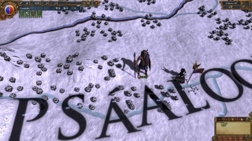 Screenshot 6 - Europa Universalis IV: Native Americans Unit Pack