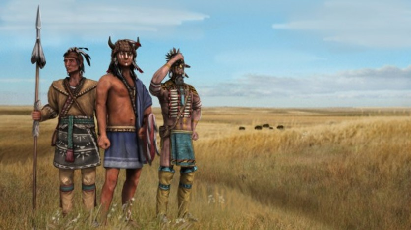 Screenshot 1 - Europa Universalis IV: Native Americans Unit Pack