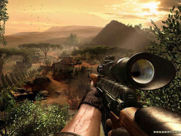 Screenshot 2 - Far Cry 2 Fortune's Edition