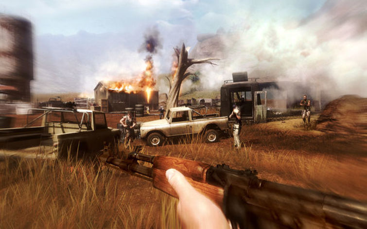 Screenshot 3 - Far Cry 2 Fortune's Edition