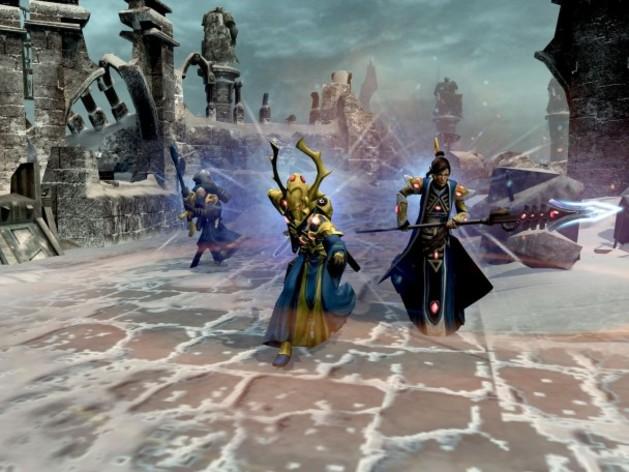 Screenshot 4 - Warhammer 40.000: Dawn of War II Retribution